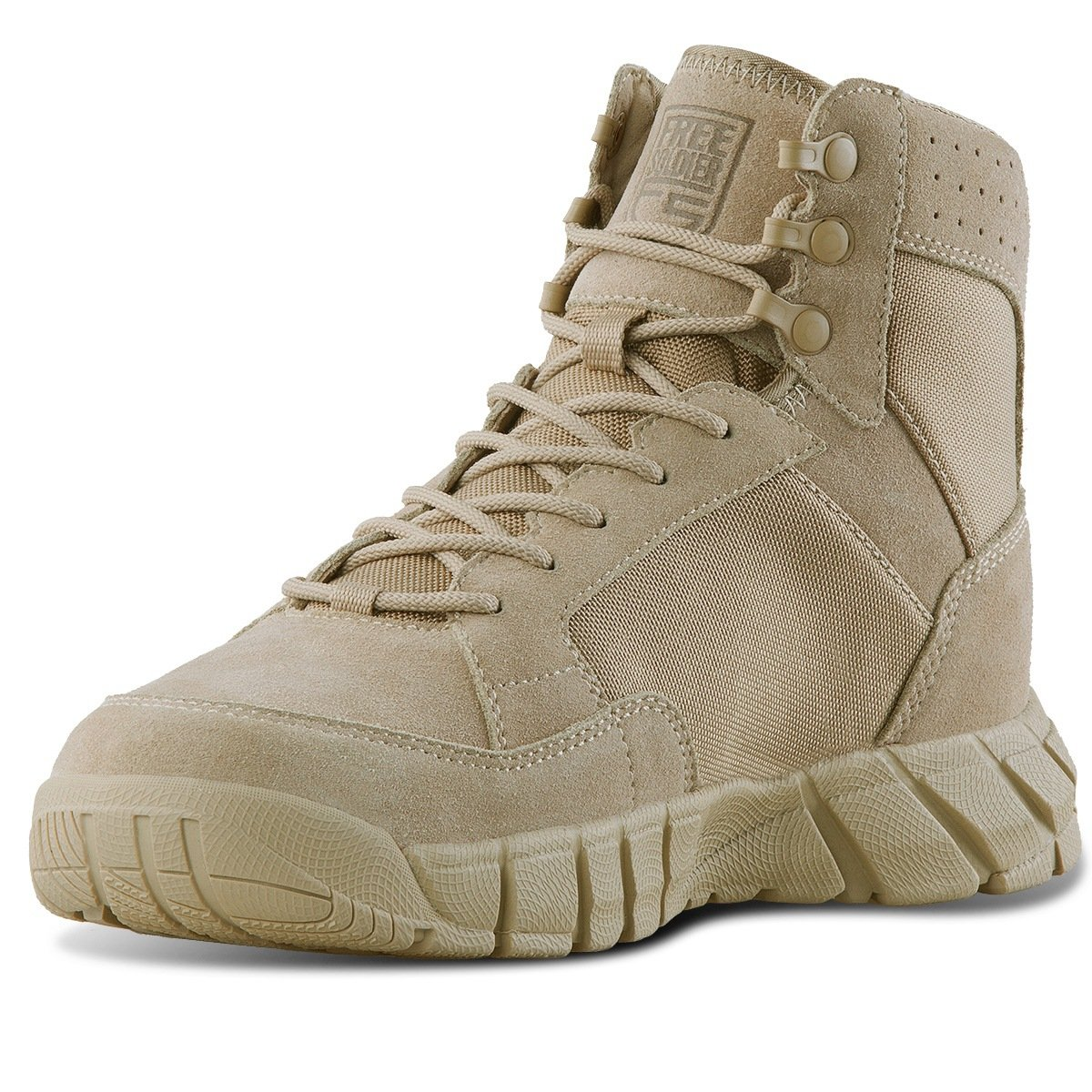 FREE SOLDIER Outdoor 2 nd Generation Herren Storm atmungsaktiv Langlebig Schnürschuhe Tactical Wandern Schuhe Military Army Combat Stiefel