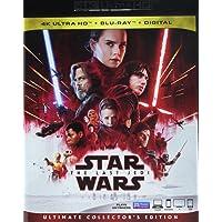 Star Wars: The Last Jedi (Feature) [Blu-ray] (Bilingual)