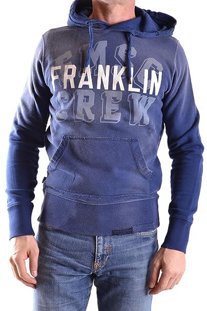 Franklin & Marshall - Sudadera - para Hombre Azul Marke Talla S