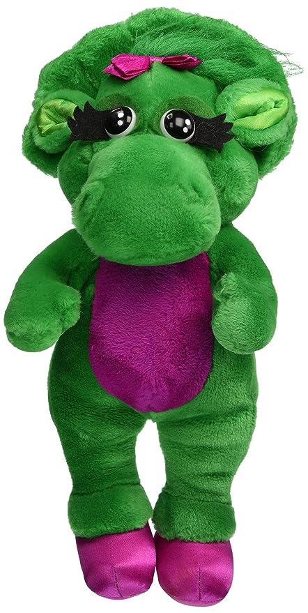 Amazon Com Barney The Dinosaur 14 Plush Baby Bop Toys Games