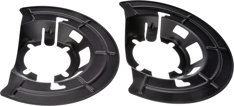 pair Dorman OE Solutions 924-491 Brake Dust Shield