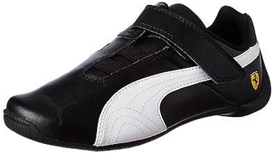 1fa2b36dae Puma Boy's Future Cat Sf V Ps Leather Sneakers