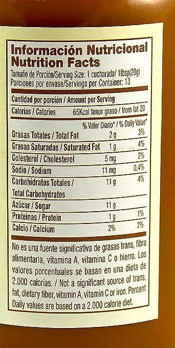 Amazon.com : Dulce de leche Argentino Las Quinas Sin Azúcar con Stevia/Free Sugar Milk Caramel whit Stevia 15.87 oz. Bottle : Grocery & Gourmet Food