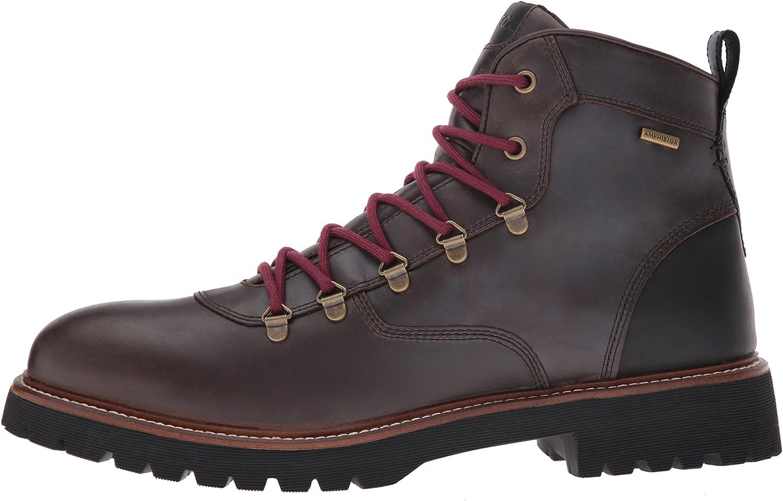 Geox Mens Mkievenbabx1 Rain Boot