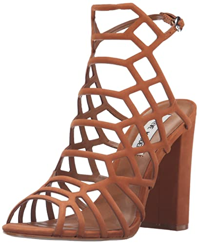 97a898b411 Amazon.com | Steve Madden Women's Skales Dress Sandal | Heeled Sandals
