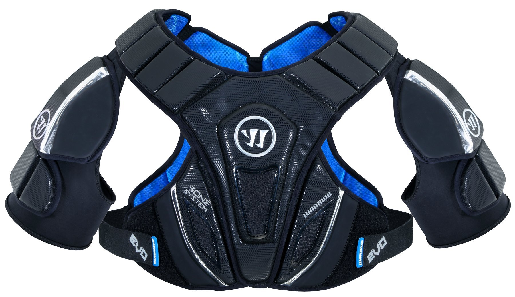 Warrior Evo Hitlyte Shoulder Pads, Medium
