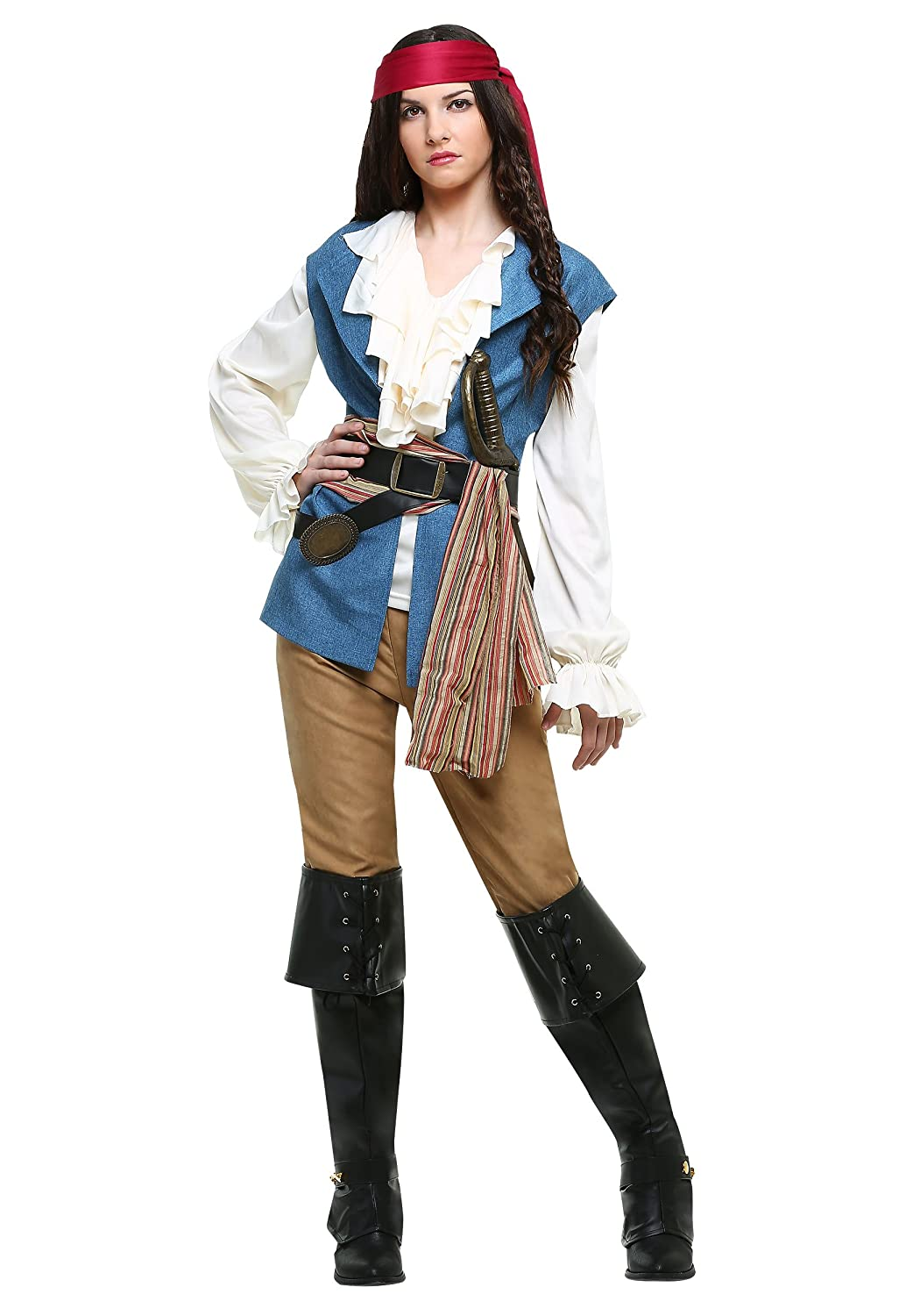 S Seven Seas Sweetie Women's Fancy dress costume Small
