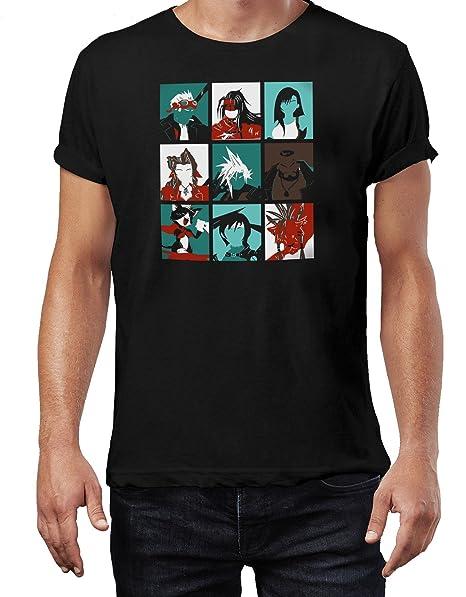 Final Fantasy 7 T Shirt Unisex Pop Art Comedy T Shirt