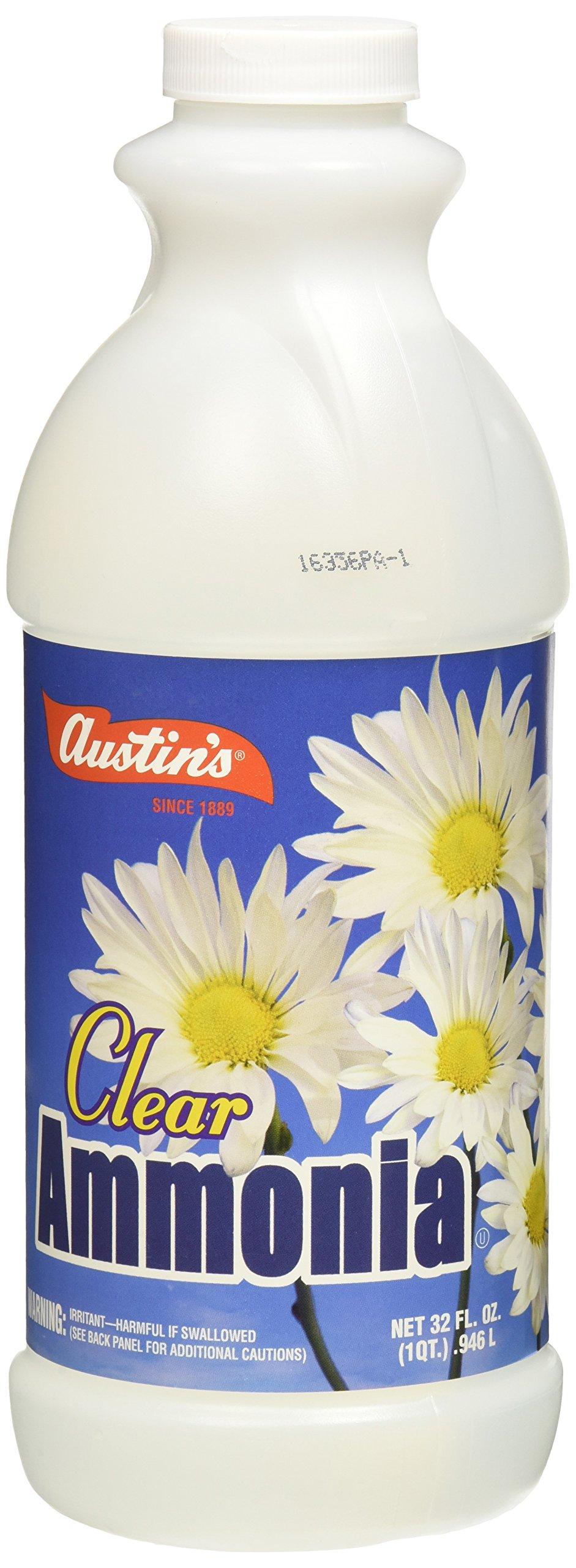 JAMES AUSTIN CO 50 Multi-Purpose Colorless Cleaner Liquid, 32 oz