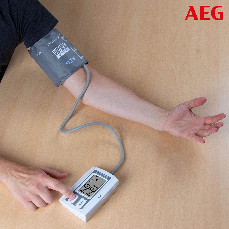 Amazon.com: Hometek AEG BMG 5611 Blood Pressure Gauge by Home-Tek: Health & Personal Care