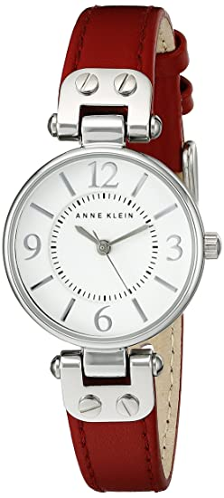 70ef4caf81a8 Anne Klein 109443WTRD Reloj tono plateado