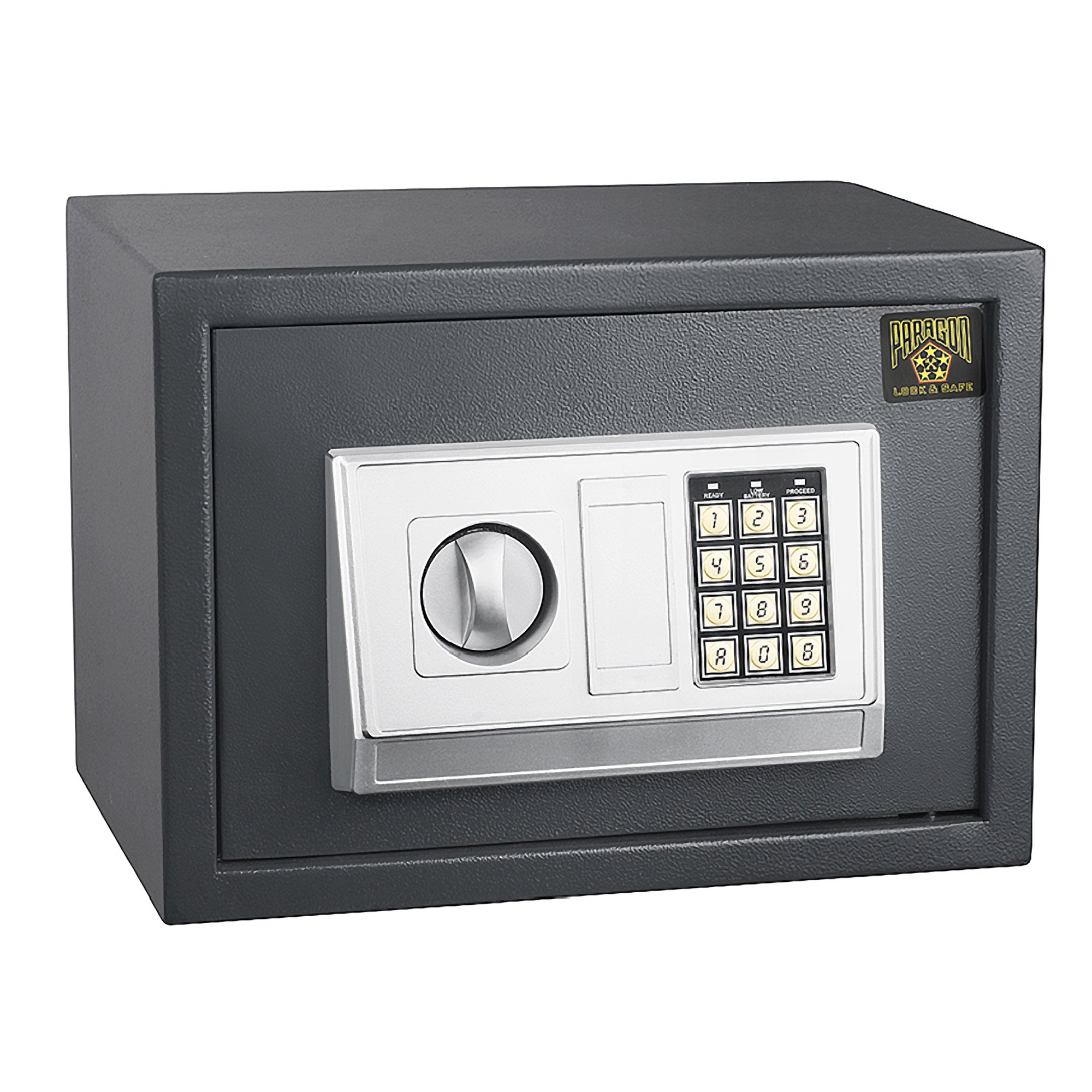 Paragon 7825 Electronic Digital .25 CF Lock and Safe Jewelery Home Security Heavy Duty