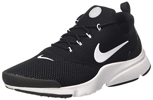 0b97726eb6c Nike Mens Presto Fly Running Shoes Black White 908019-002 Size 11  Buy  Online at Low Prices in India - Amazon.in