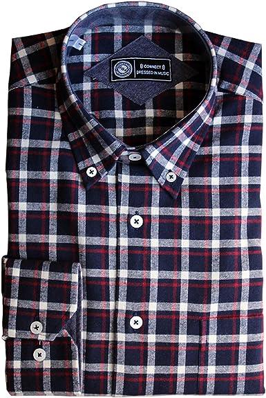 Camisa de Franela de Manga Larga - Winter Flannel - 25% Descuento: Amazon.es: Ropa y accesorios