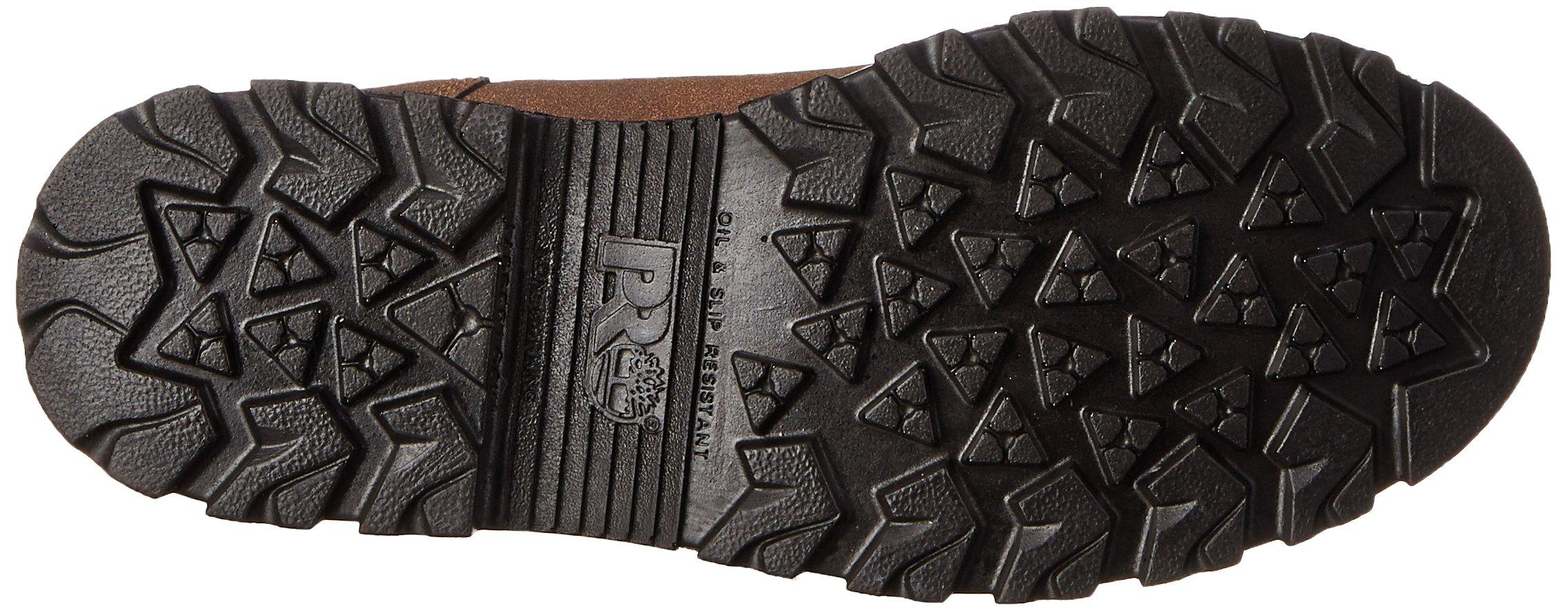 Timberland PRO Men's Rigmaster Wellington Work Shoe,Wheat Bandit,8.5 W US by Timberland PRO (Image #3)