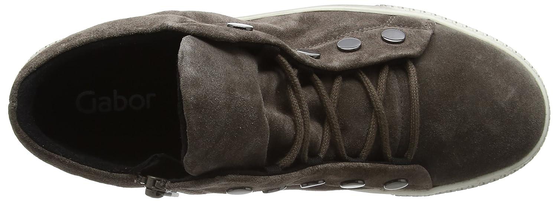 Gabor Damen Jollys Stiefel Braun Wallaby) (13 Wallaby) Braun 253b1c