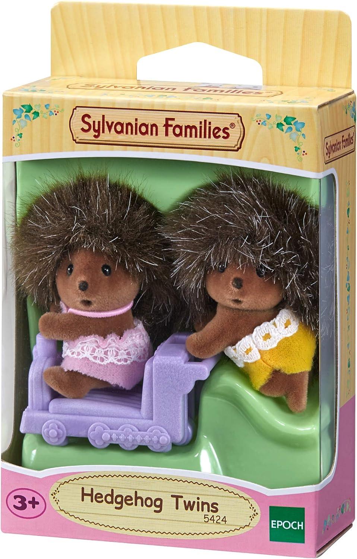 Dollhouse Playsets Sylvanian Families 5424 Hedgehog Twins
