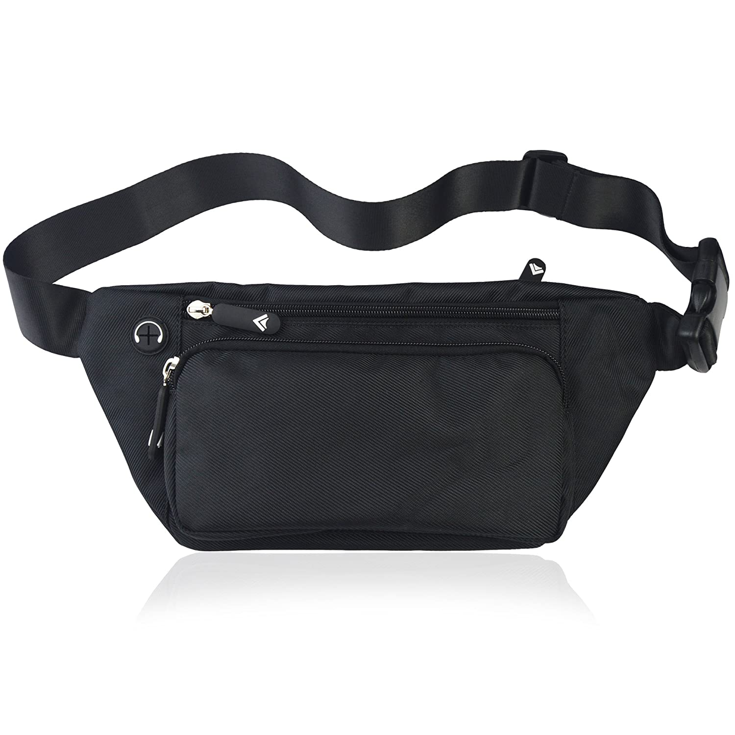 4352df37a99b TIFRY Fanny Pack for Men Women Waist Pack Bag Quick Release Buckle Water  Resistant