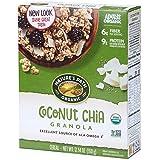 Nature's Path Organic Granola Cereal, Chia Plus Coconut Chia, 12.34 Oz