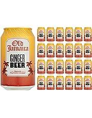 Antiguo Jamaica Ginger Beer 330ml (paquete de 24 x 330 ml)