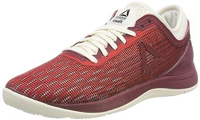 Reebok R Crossfit Nano 8.0, Zapatillas para Mujer, (Primal Red/Urban Maroon/Chalk/Black Cm9172), 36 EU: Amazon.es: Zapatos y complementos