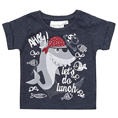 BABYTOWN Newborn Baby Boys Short SleeveT-Shirts (Ages 0-3 Up To 18-24 Months) Character Tops