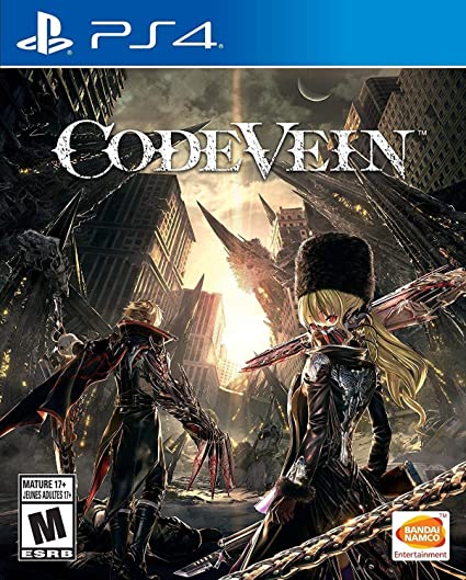 Namco Bandai PS4 Code Vein: playstation_4: Computer and