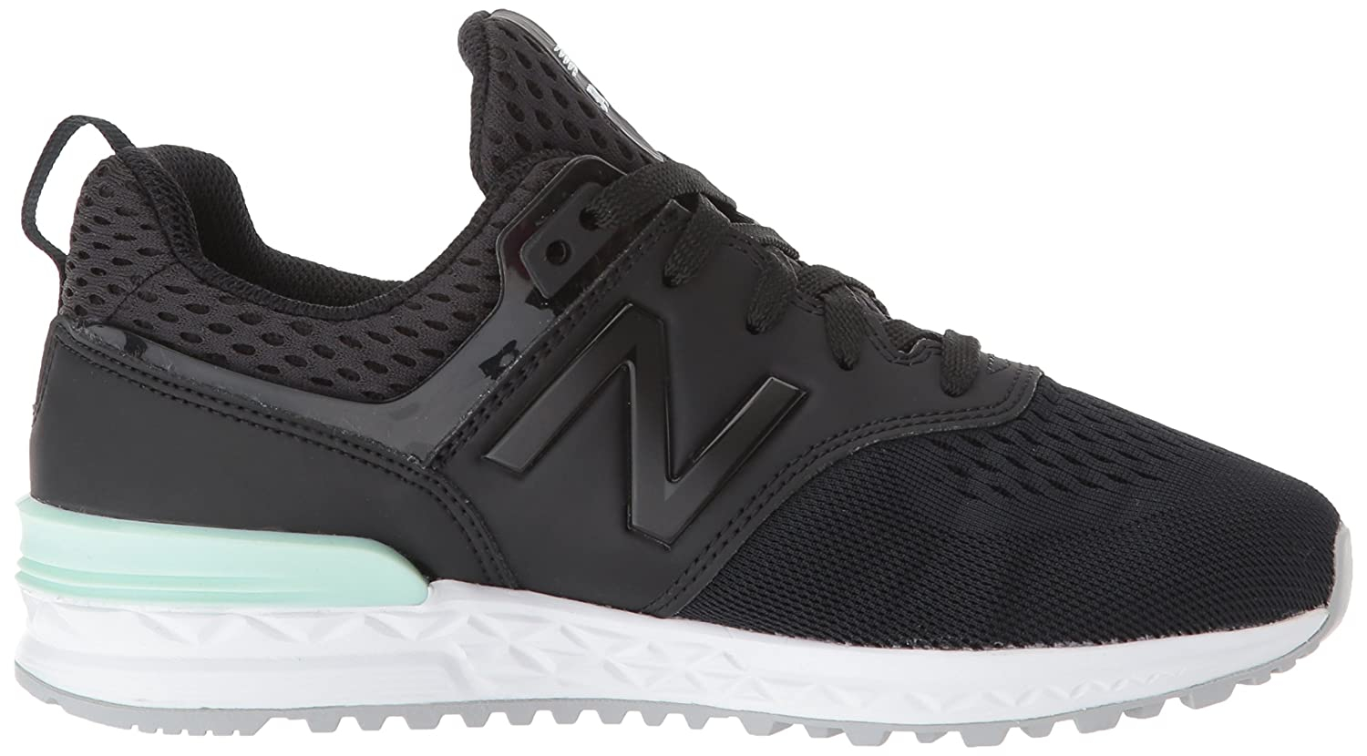 new balance zwart kind