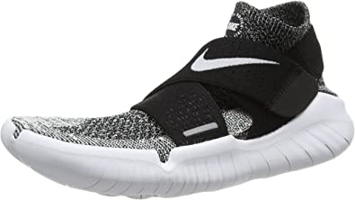 Buy Nike Free Rn Motion Flyknit 2018 Black And White Up To 61 Off Free Shipping