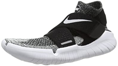 db9a9ced0a68 Nike Boys Free Rn Motion Flyknit 2018 Running Shoes  Amazon.co.uk ...