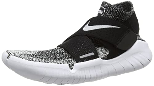 33190e7ad01b Nike Boys Free Rn Motion Flyknit 2018 Running Shoes  Amazon.co.uk ...