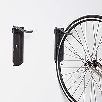 2-Pack Amazon Basics Bike Hanger Hook (RS4201) (Steel, Hammertone Grey)
