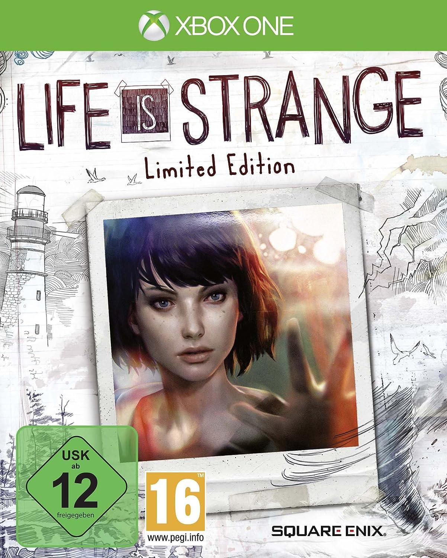 Life is Strange. Limited Edition (XBox ONE) B017KKMF4Q