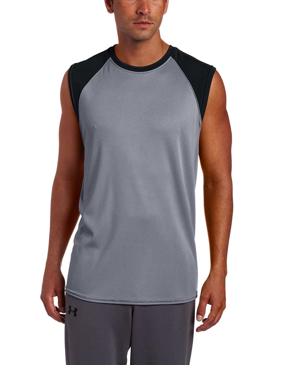 92cedb75e0631 Russell Athletic Men s Dri-Power Raglan Muscle at Amazon Men s Clothing  store  Athletic Shirts