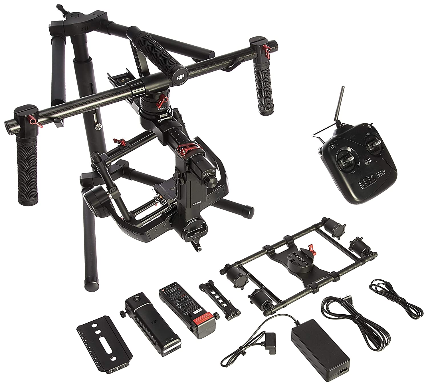 DJI Film-Processing Supply SmoothTrack movement Ronin-MX DJI Europe B.V. CP.ZM.000377