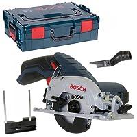 Bosch Akkuhandkreissäge GKS 10,8 V-LI Professional solo in L-Boxx Gr. 2 ohne Akku ohne Lader