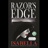 Razor's Edge (American Yakuza Book 3) book cover