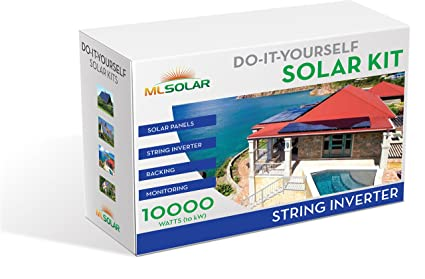 Amazon 10kw complete diy solar kit 260w watt rec solar panels 10kw complete diy solar kit 260w watt rec solar panels sma sunnyboy string inverter roof tech solutioingenieria Gallery