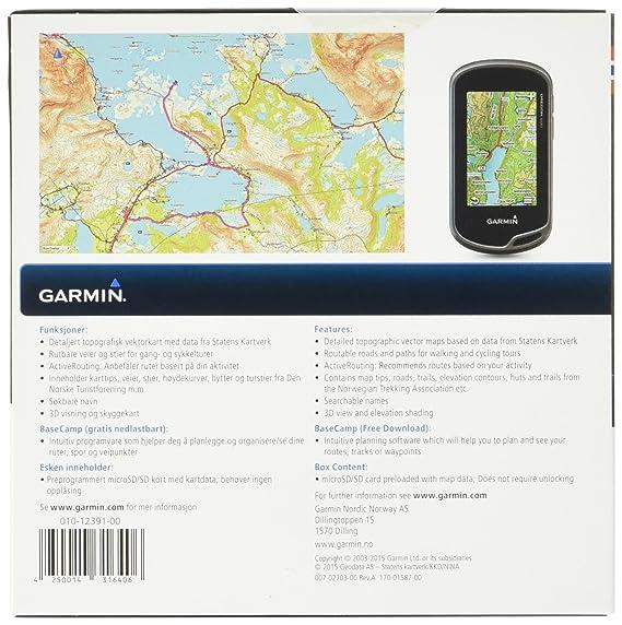 Garmin Topo Norway Experience Pro V3 Microsd Amazon Co Uk