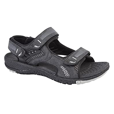f70c6c5aaef8 PDQ Mens Touch Fastening Superlight Sports Sandals  Amazon.co.uk ...