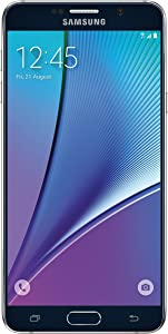 Samsung Galaxy Note 5, Black  32GB (Verizon Wireless)