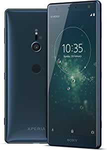 "Sony Xperia XZ2 Unlocked Smarphone - Dual SIM - 5.7"" Screen - 64GB - Deep Green (US Warranty)"