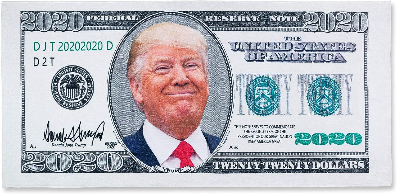 XIAOQIU All Aboard The Trump Train 2020 The Bathroom Towel Towel Absorbent Towels