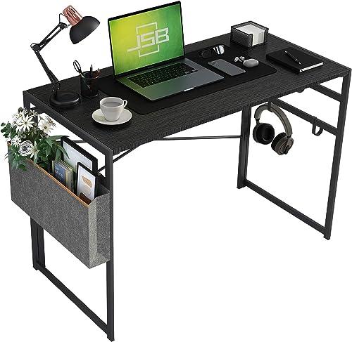 JSB 39.37″ Small Folding Computer Desk