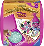 Ravensburger Original Mandala Designer 29988–Mini–Trolls
