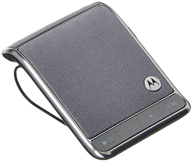 Motorola roadster bluetooth in-car speakerphone review! Youtube.