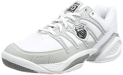 Amazon Com K Swiss Women S Defier Ds Tennis Shoe Tennis