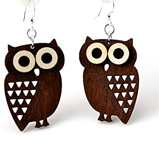 product image for Little Hoot Owl Earrings