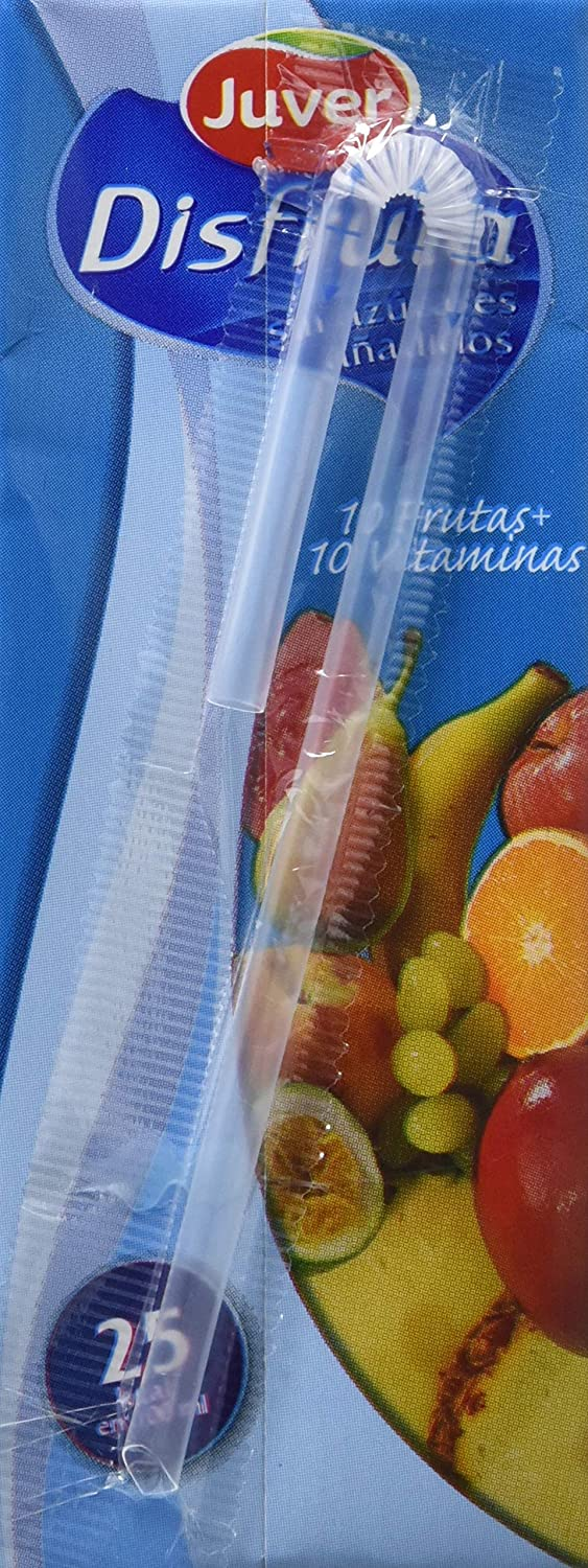 Juver refresco Sin Azúcar 10 Frutas + 10 Vitaminas - Pack de 3 x 20 cl - Total: 600 ml: Amazon.es: Amazon Pantry