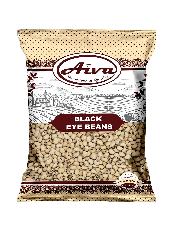 AIVA - Black Eye Peas Beans (Lobiya or Choula)- 4 LB